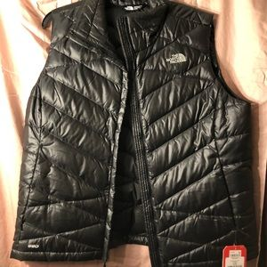 The north face puffer Vest Goose Down